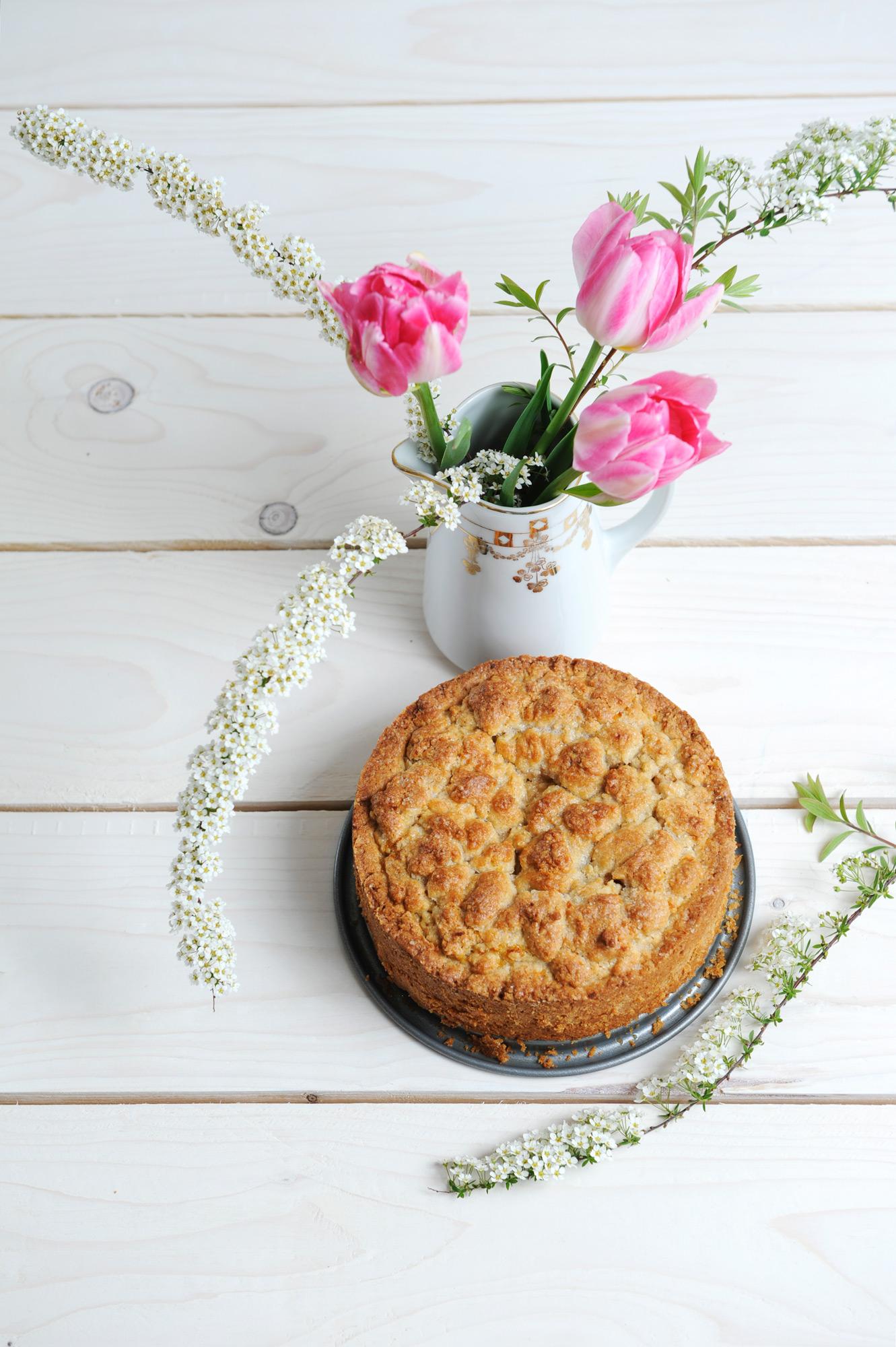 Blumen und Kuchen - die Muttertagsklassiker :)
