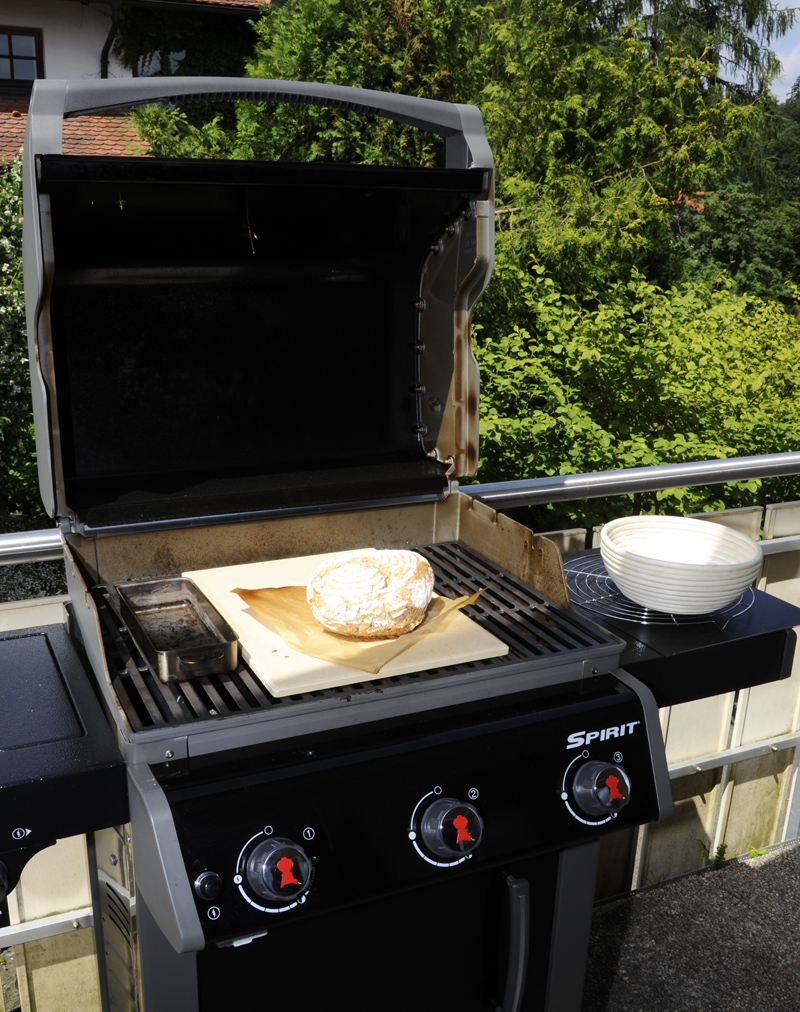 Grill-Brot