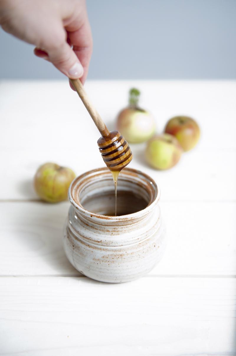 Bringt die richtige Süße in den Riegel: Honig