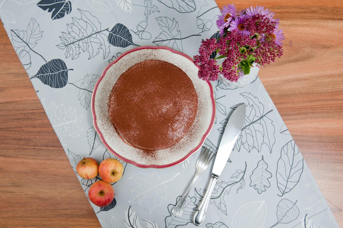 Einkornkuchen Urgetreide Mehl einfaches Rezept