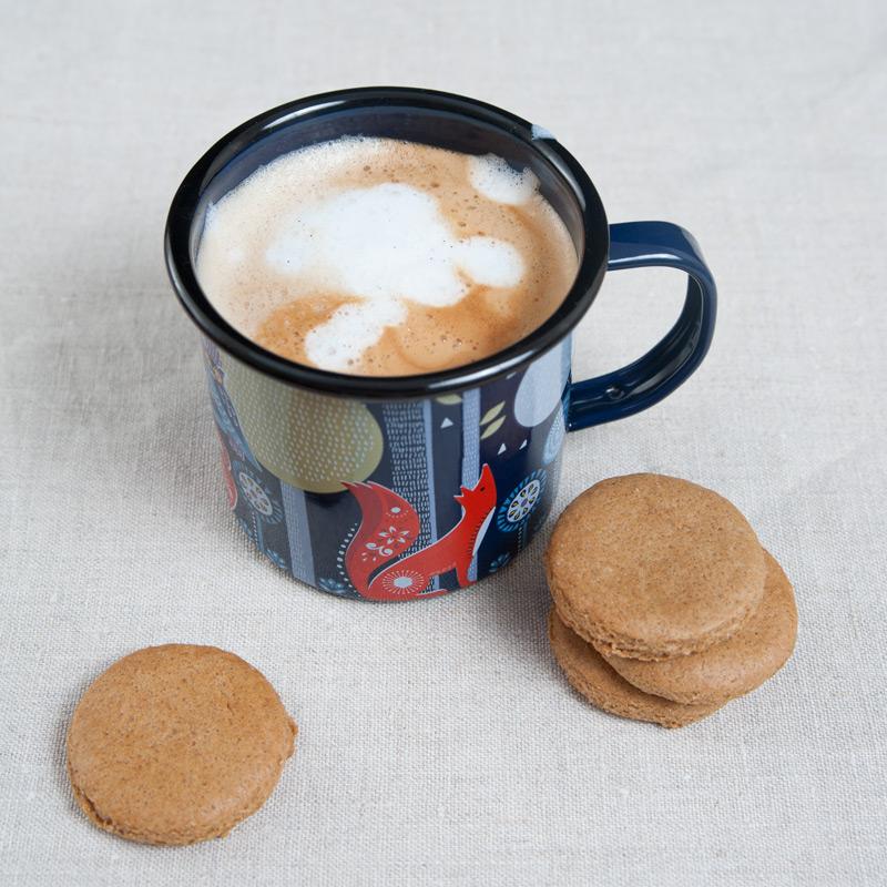 Inger Kekse Nachmittags Kaffee Tee rustikale Plätzchen