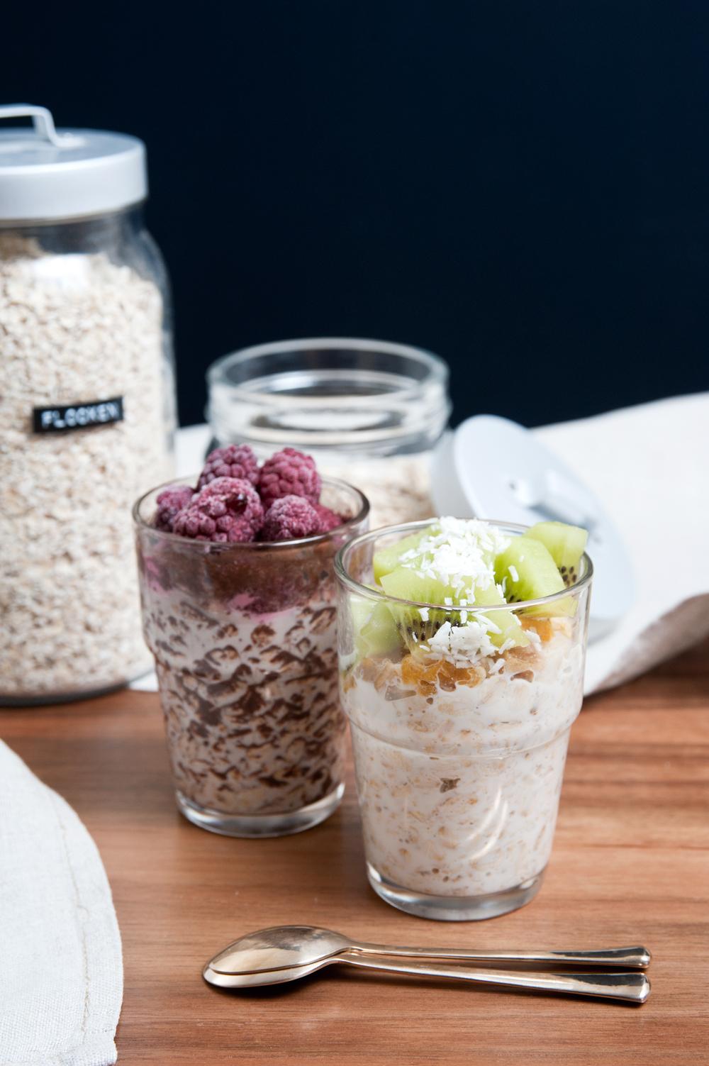 Gesunde und leckere Rezepte mit Haferflocken aus der Kunstmühle Hofmeir