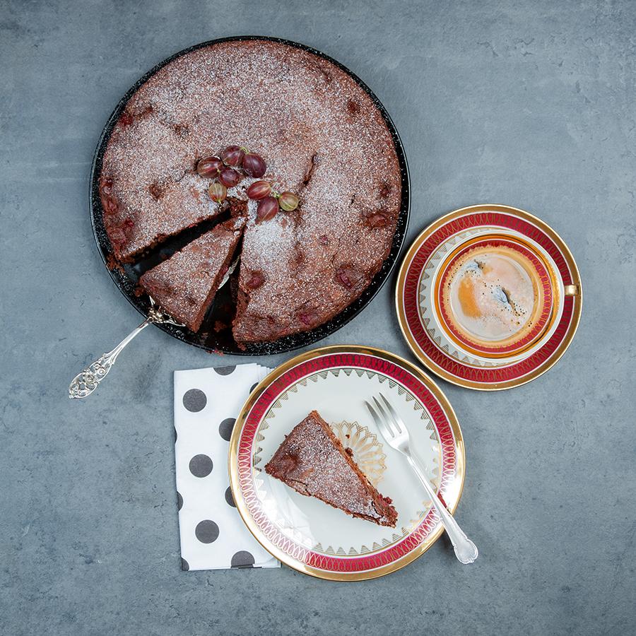 Saftiger Schokoladenkuchen nicht nur zum Sonntagskaffee. ;)